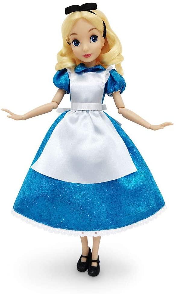 Boneca Alice in Wonderland Classic Doll Original Disney Store