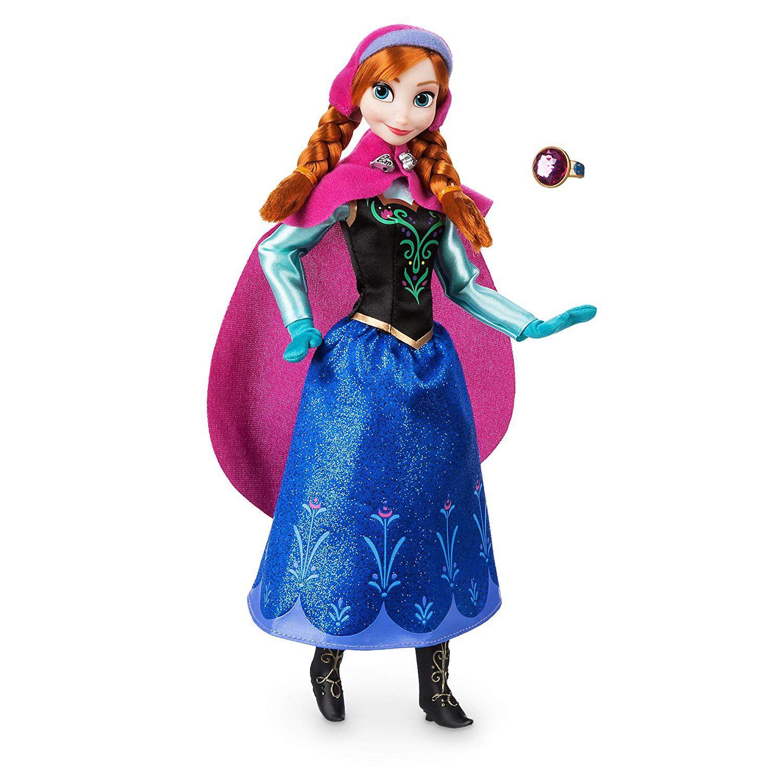 Boneca Anna - Classic Doll - Original Disney Store