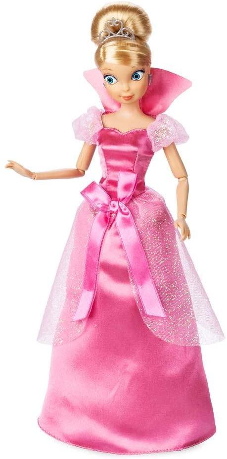Boneca Disney Princesa Charlotte e o Sapo Original Disney Store