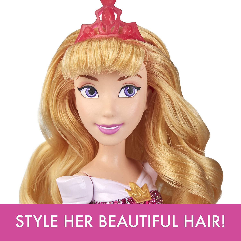 Boneca Disney Princess Shimmer Aurora Oficial Licenciado