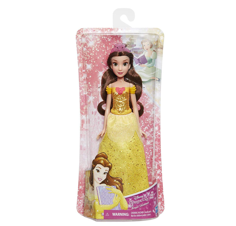 Boneca Disney Princess Shimmer Bela Oficial Licenciado