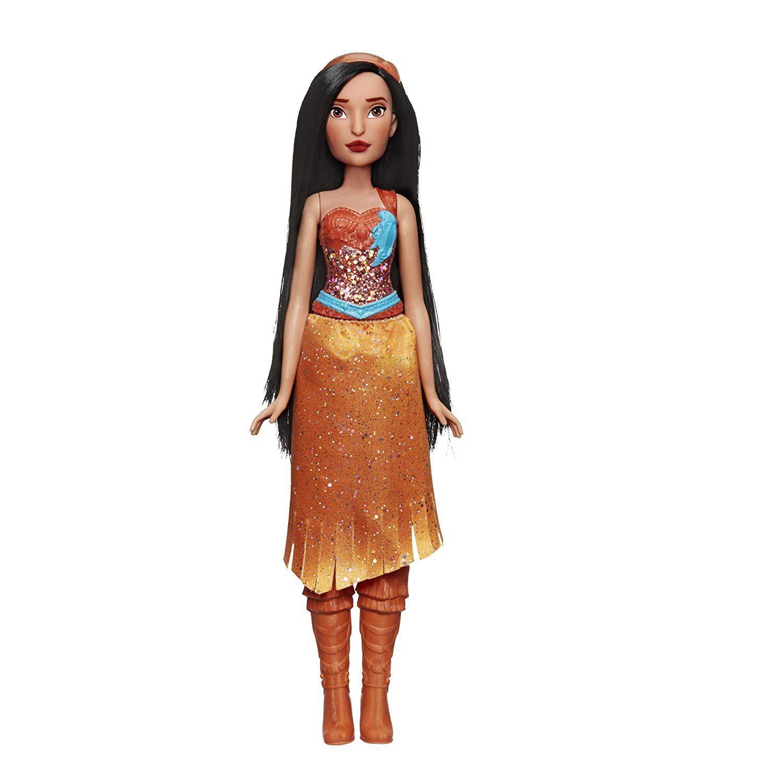 Boneca Disney Princess Shimmer Pocahontas Oficial Licenciado