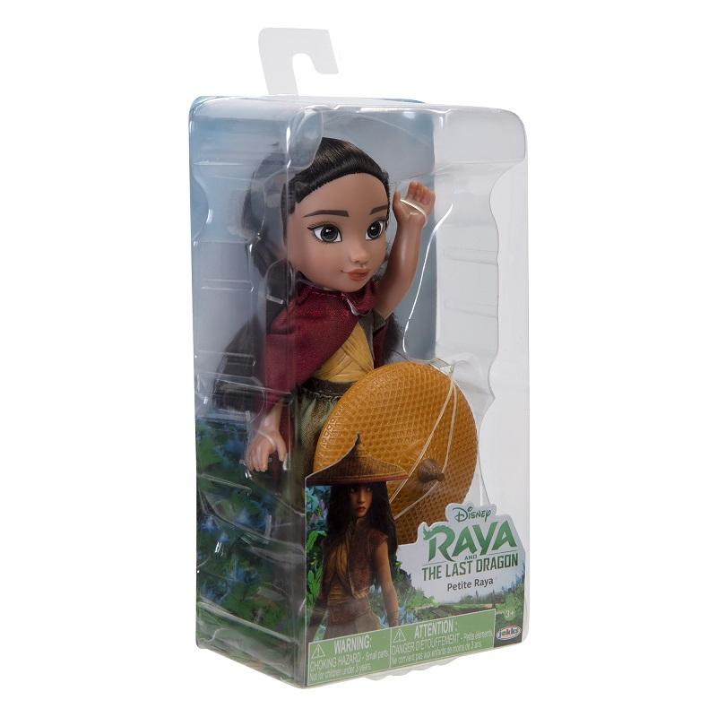 Boneca Disney Raya e o Último Dragão 15 cm Oficial Licenciado