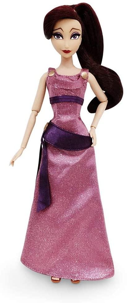 Boneca Hércules Megara Classic Doll Original Disney Store