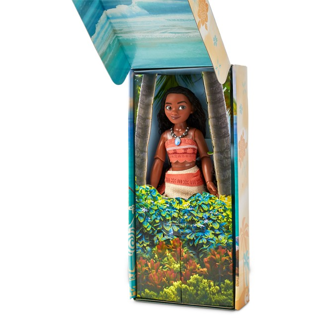 Boneca Moana Classic Doll Original Disney Store