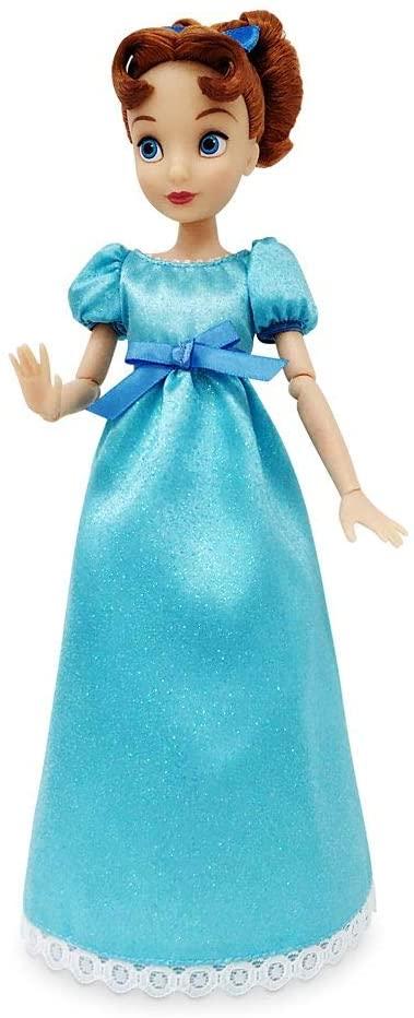 Boneca Peter Pan Wendy Classic Doll Original Disney Store