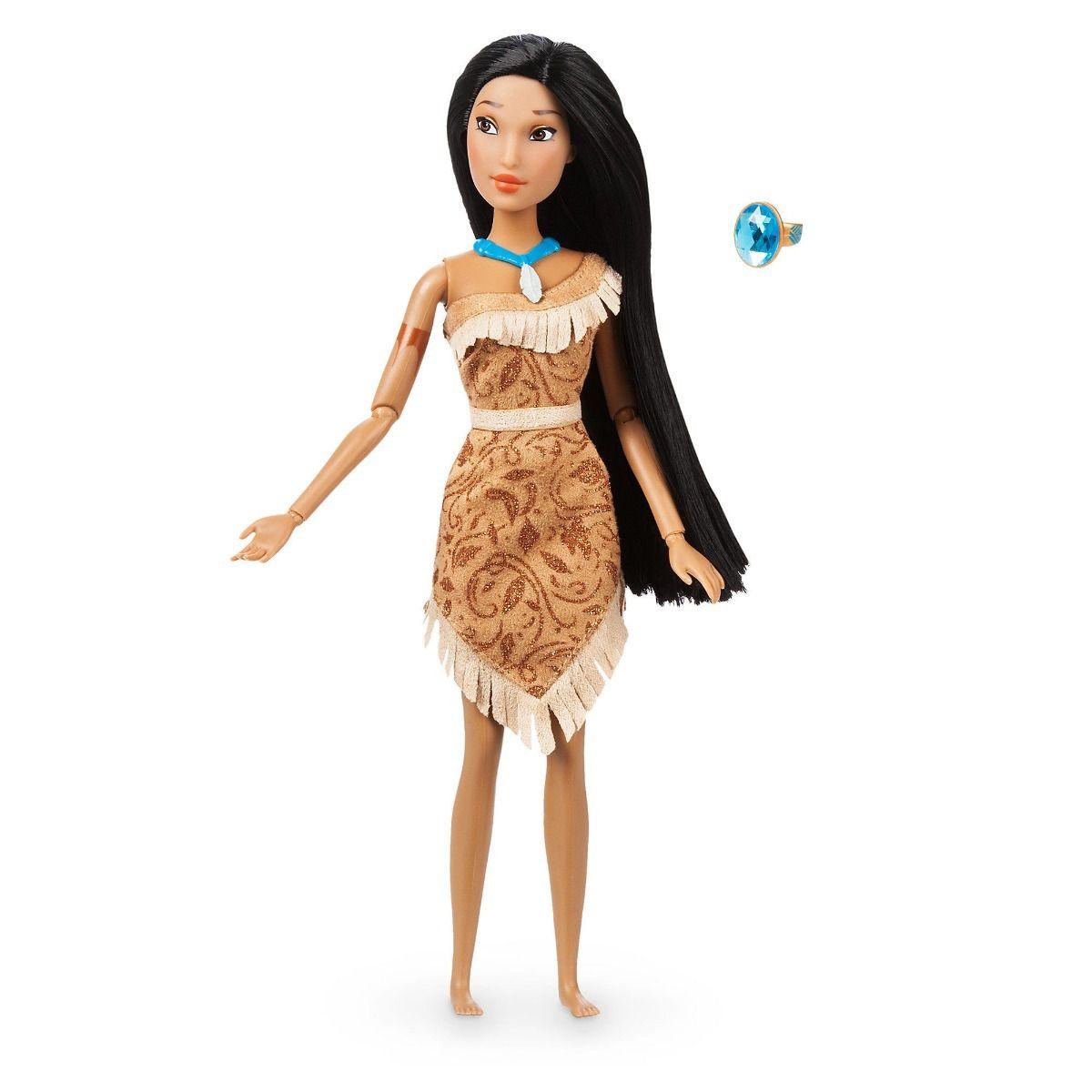 Boneca Pocahontas - Classic Doll - Disney Store