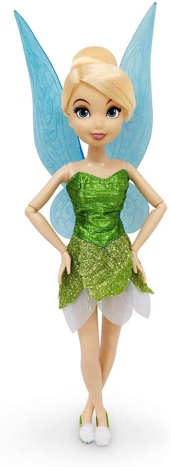 Boneca Tinker Bell Sininho Classic Doll  Original Disney Store