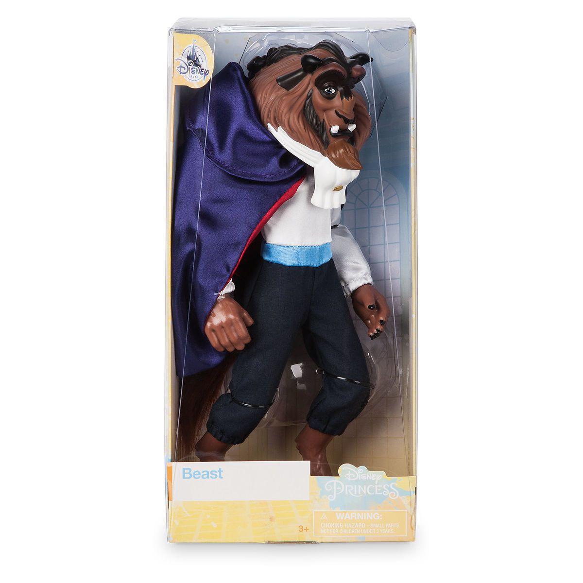 Boneco Fera - Classic Doll A Bela e a Fera Original Disney Store