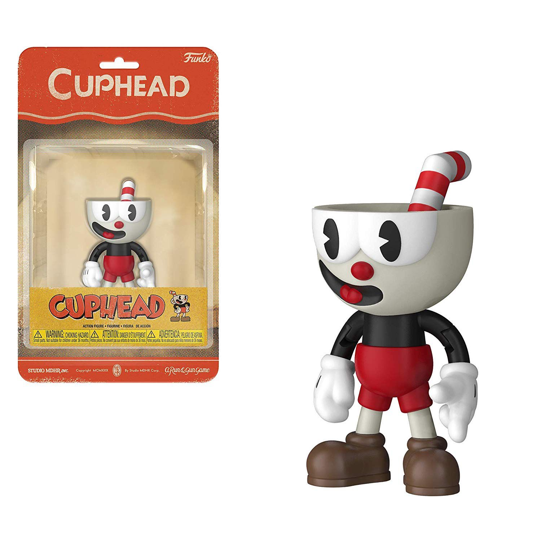 Boneco Funko Cuphead - Cuphead