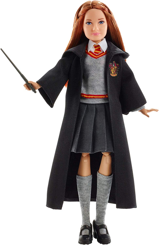 Boneco Ginny Weasley Articulado Mattel 25cm Oficial Licenciado