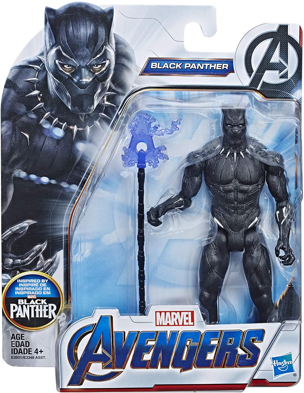 Boneco Marvel Pantera Negra Oficial Licenciado
