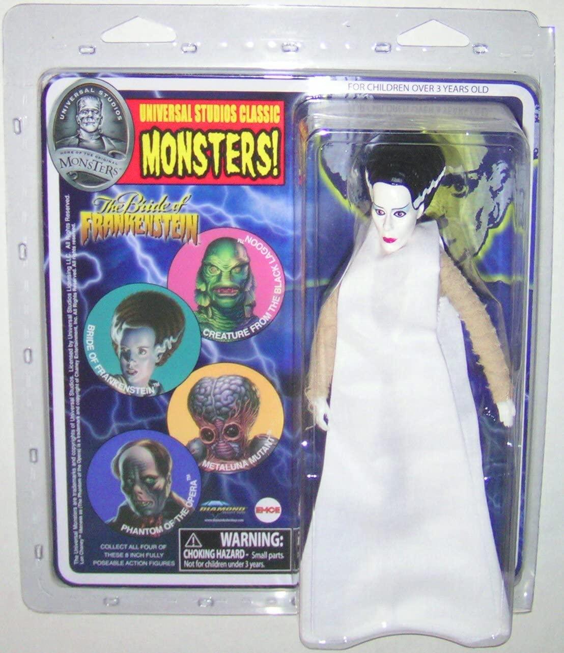 Bride of Frankenstein Universal Studios Monsters  Action Figure