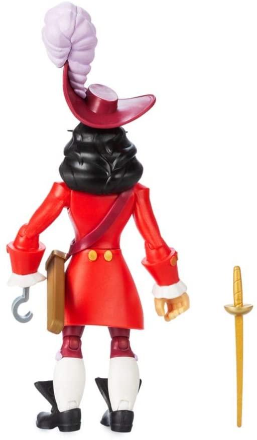 Capitão Gancho Action Figure Oficial Disney Store