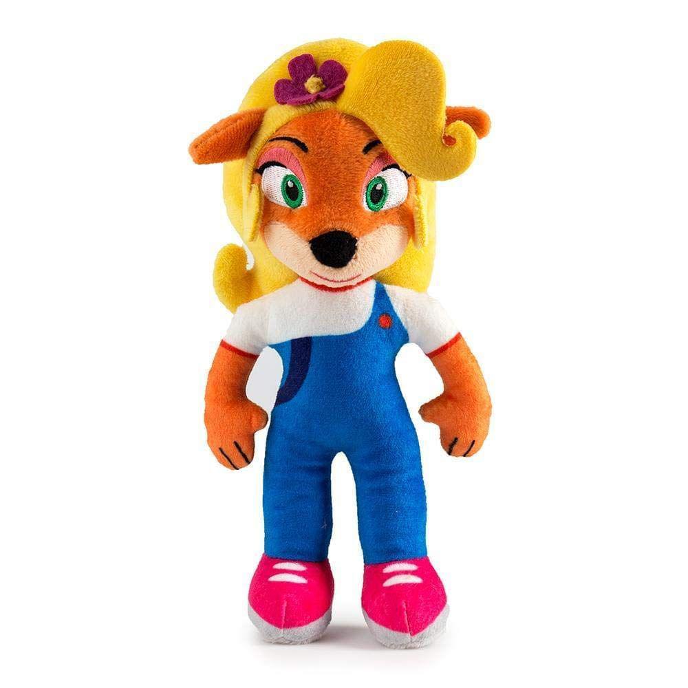 Crash Bandicoot Phunny Coco Pelúcia Oficial Licenciado