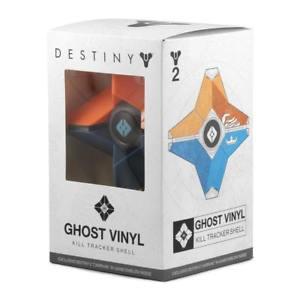 Destiny Ghost (Fantasma) Vinyl Figure Kill Tracker Shell
