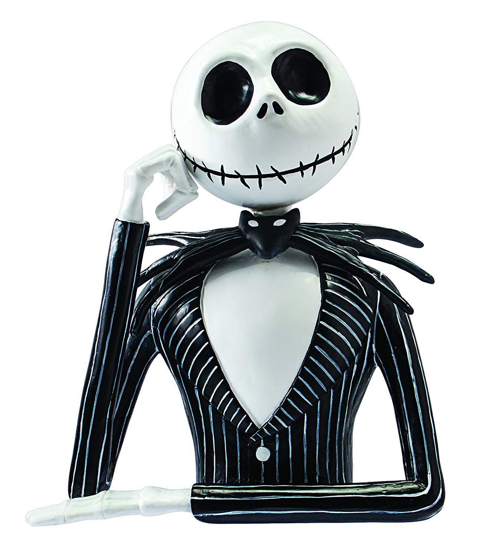 Disney Jack Action Figure Cofre Busto
