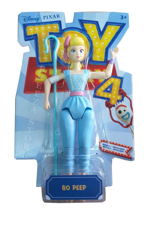 Disney Pixar Toy Story Bo Peep Figura Articulada Oficial Licenciado