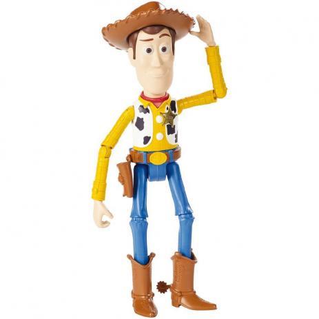 Disney Pixar Toy Story Woody Figura Articulado Oficial Licenciado