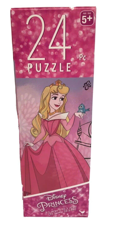 Disney Princess Quebra Cabeça 24 peças A Bela Adormecida Oficial Licenciado