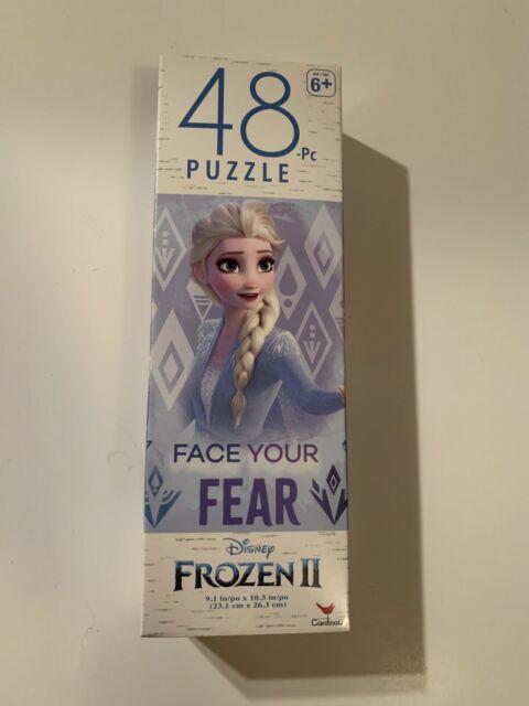 Disney Princess Quebra Cabeça 48 peças Frozen II Oficial