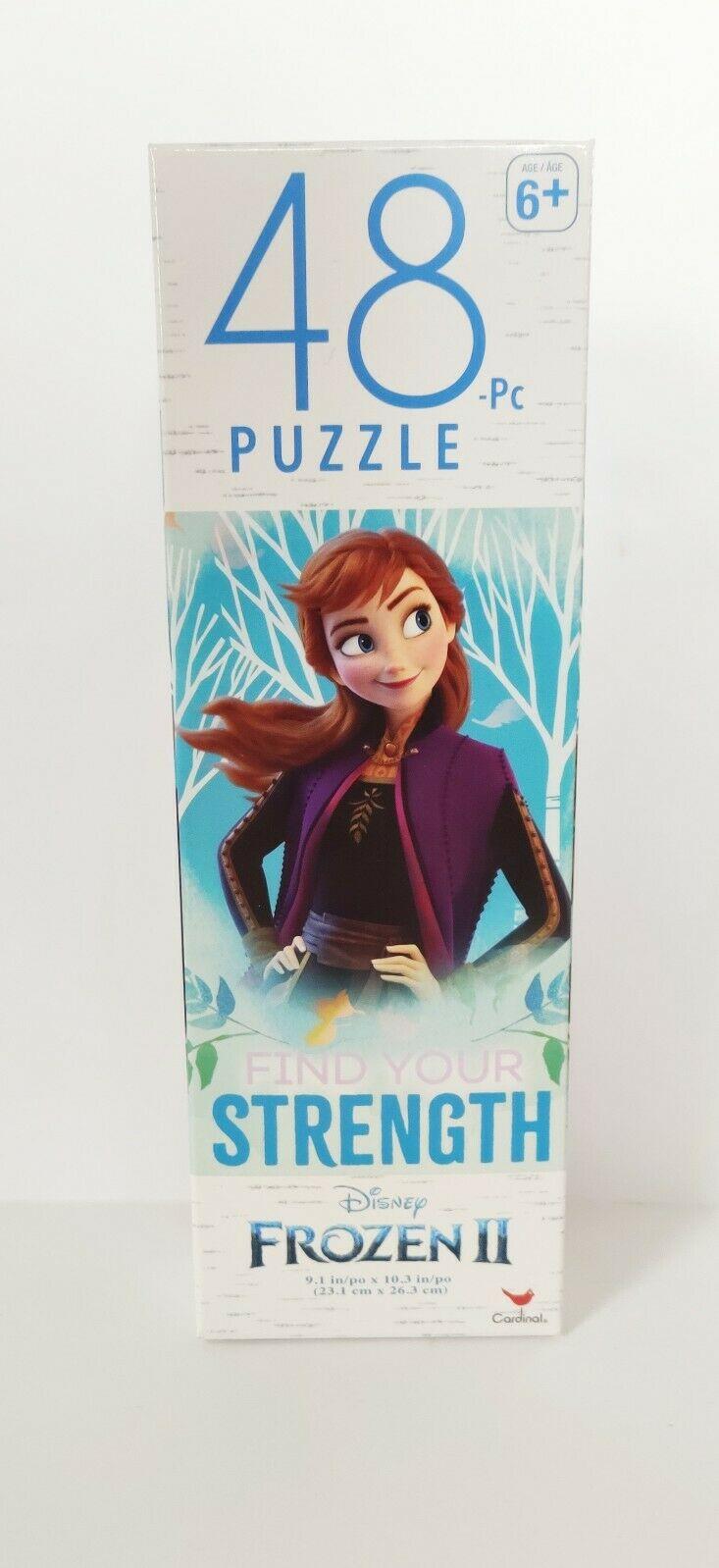 Disney Princess Quebra Cabeça 48 peças Frozen II Oficial Licenciado