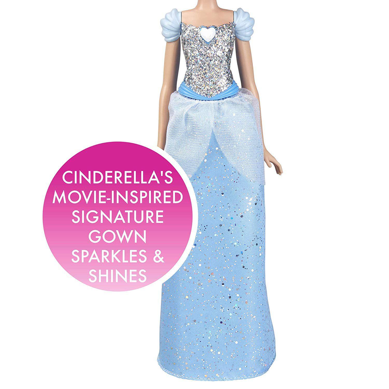 Boneca Disney Princess Royal Shimmer Cinderella Oficial Licenciado