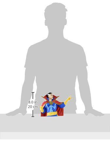 Doutor Estranho Action Figure Cofre Busto Oficial Licenciado