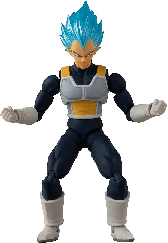 Dragon Ball Super Evolve Super Saiyan Blue Vegeta Oficial Licenciado