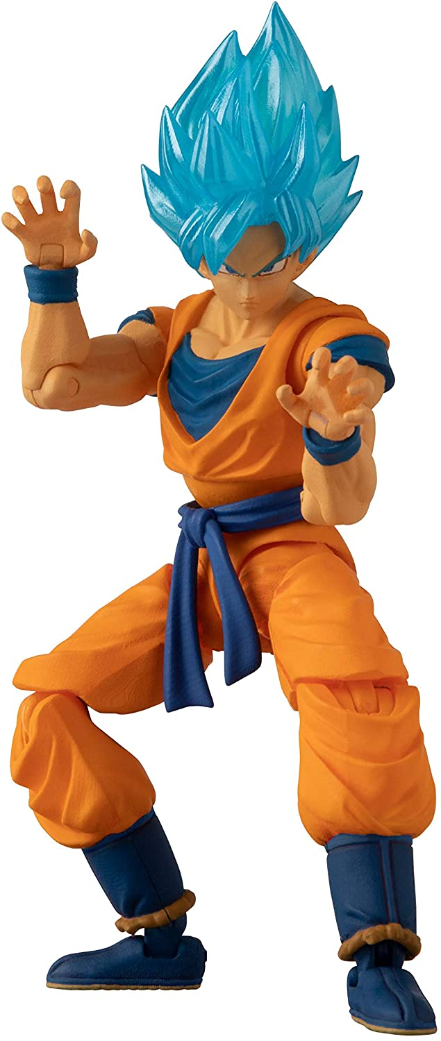 Dragon Ball Super Evolve  Super Saiyan Super Saiyan Blue Goku Oficial