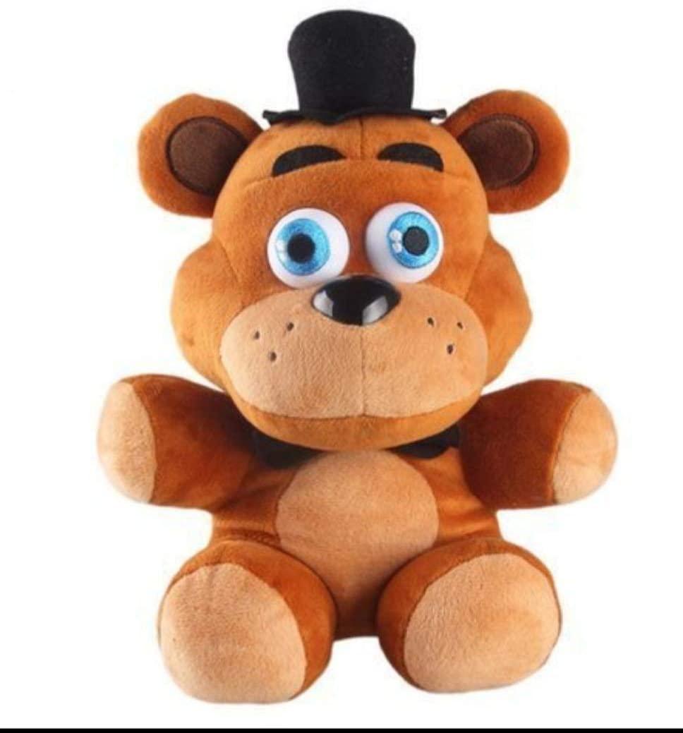 Five Nights at Freddy's Pelúcia 4pcs Oficial Licenciado
