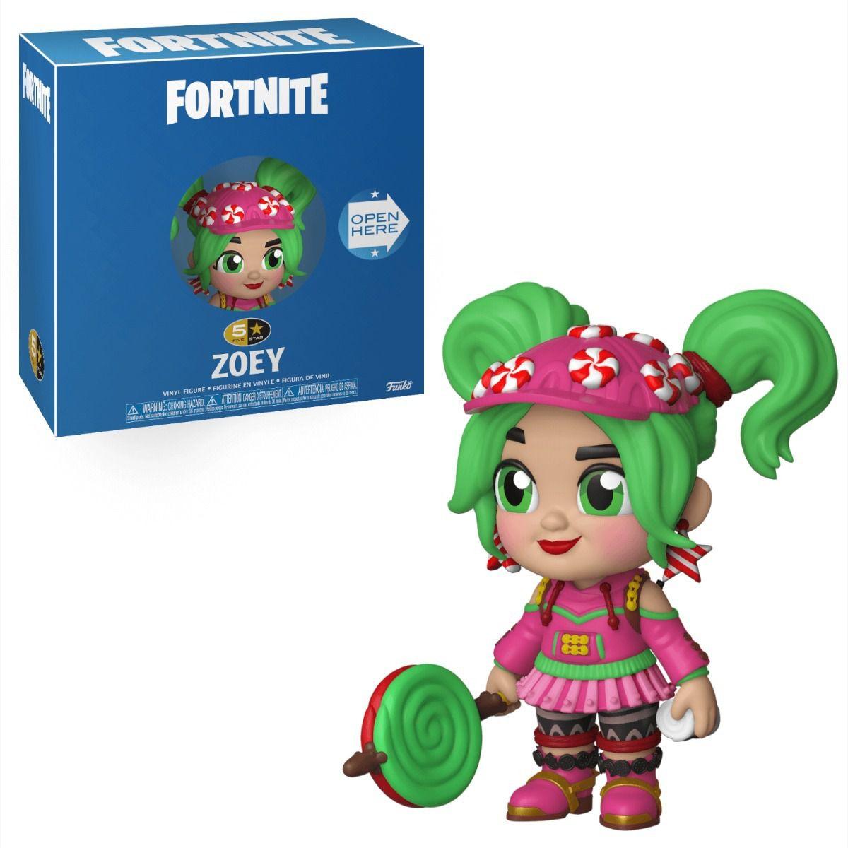 Funko 5 Star Fortnite - Zoey