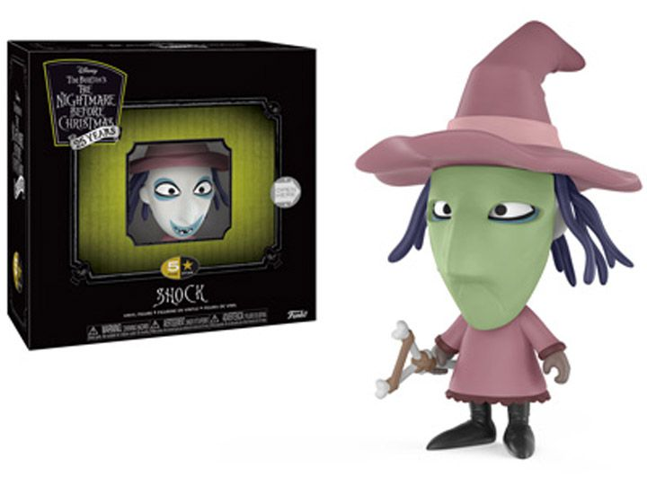 Funko 5 Star The Nightmare Before Christmas- Shock