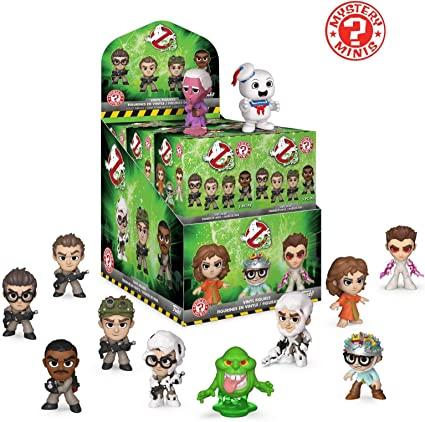 Funko Mystery Mini Ghostbusters Peter Venkman