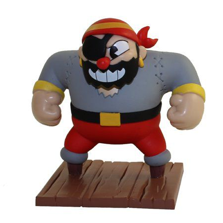 Funko Mystery Mini Star Cuphead - Captain Brineybeard