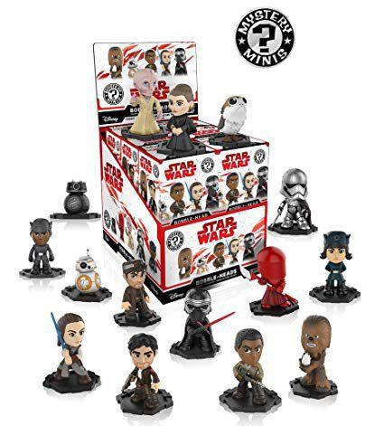 Funko Mystery Mini Star Wars The Last Jedi - Poe Dameron