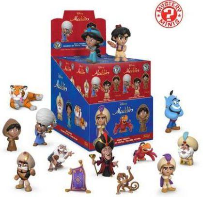 Funko Mystery Minis Aladdin - Rajah