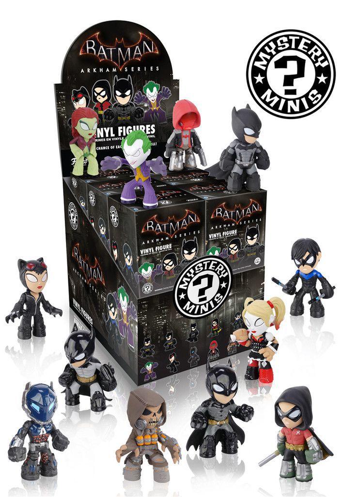 Funko Mystery Minis Batman Arkham Series - Batman (Arkham Origins)