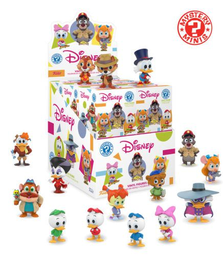 Funko Mystery Minis Disney Afternoon - Dale