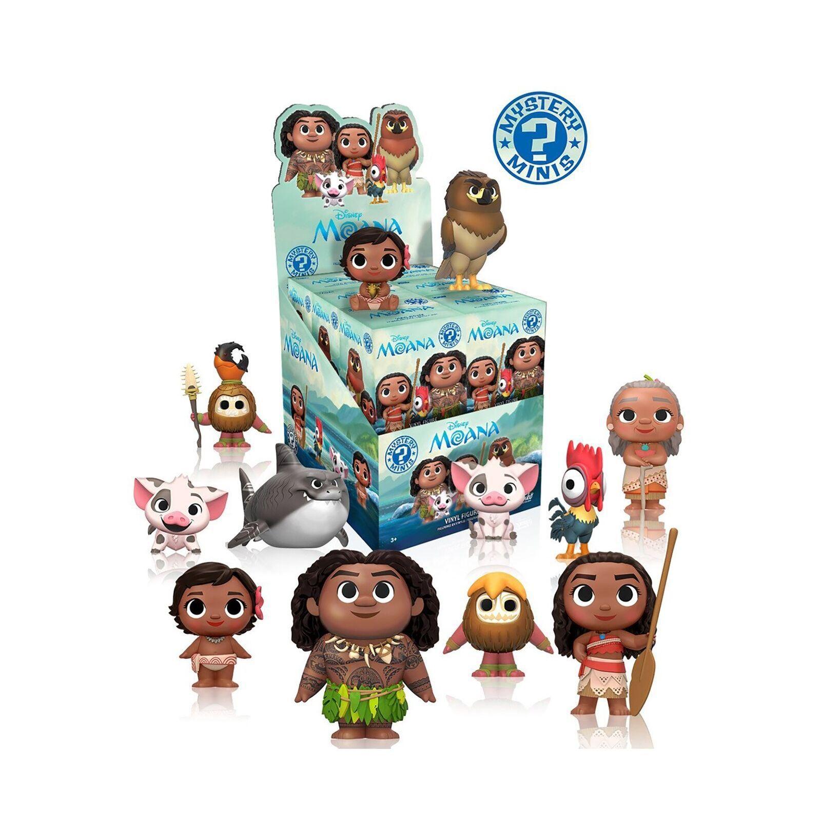 Funko Mystery Minis Disney Moana - Standing Moana