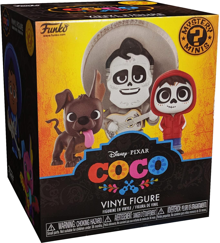 Funko Mystery Minis Disney Pixar Coco Ernesto