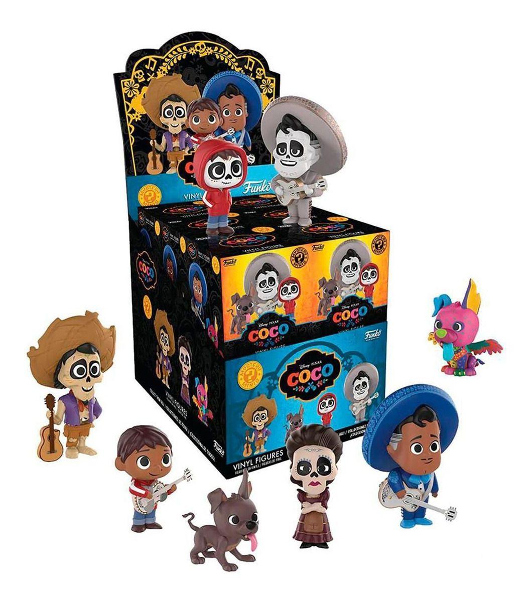 Funko Mystery Minis Disney Pixar Coco Miguel