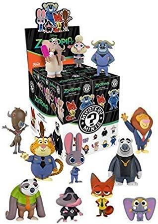 Funko Mystery Minis Disney Zootopia - Flash