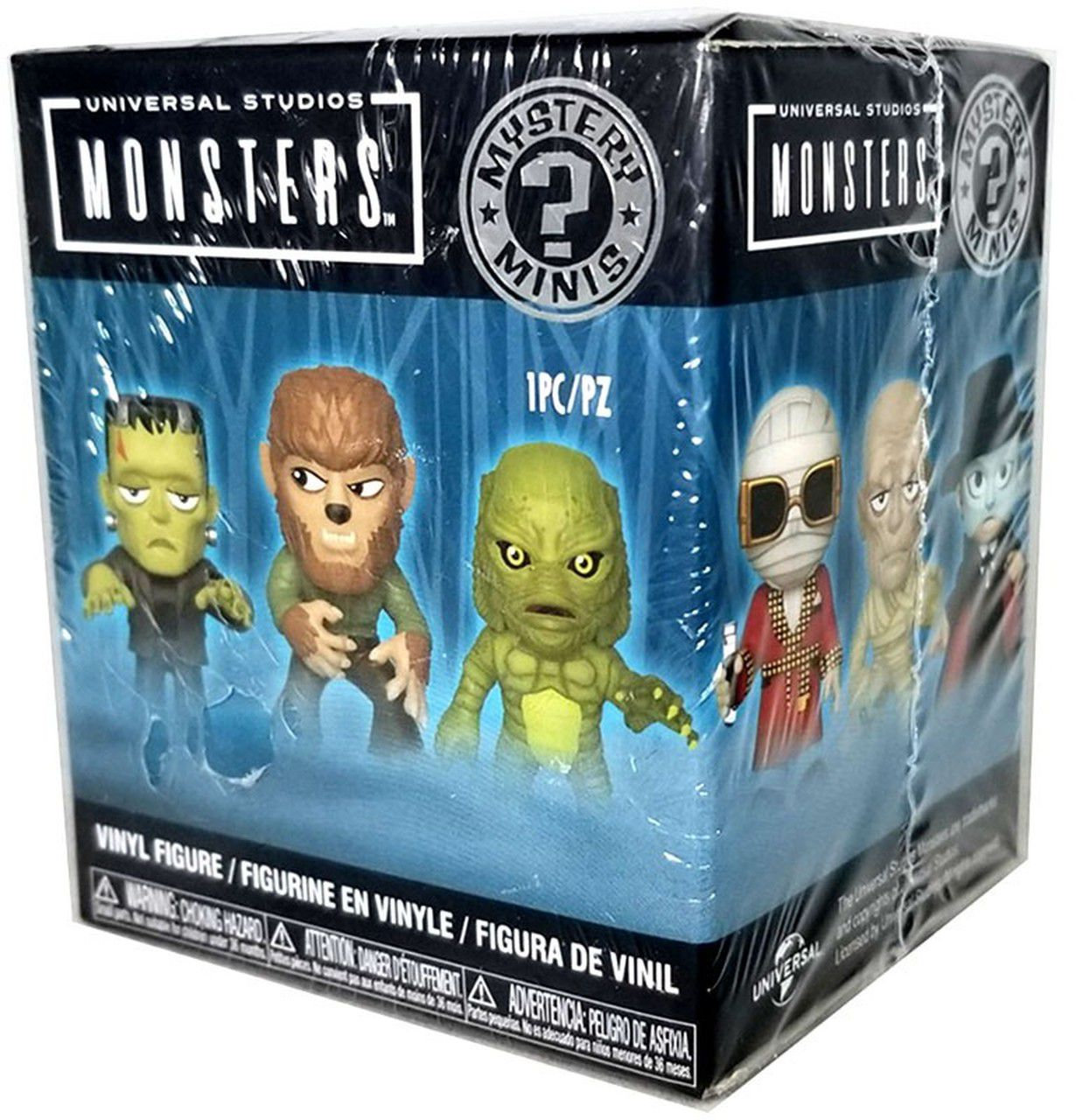 Funko Mystery Minis Universal Monsters - Drácula