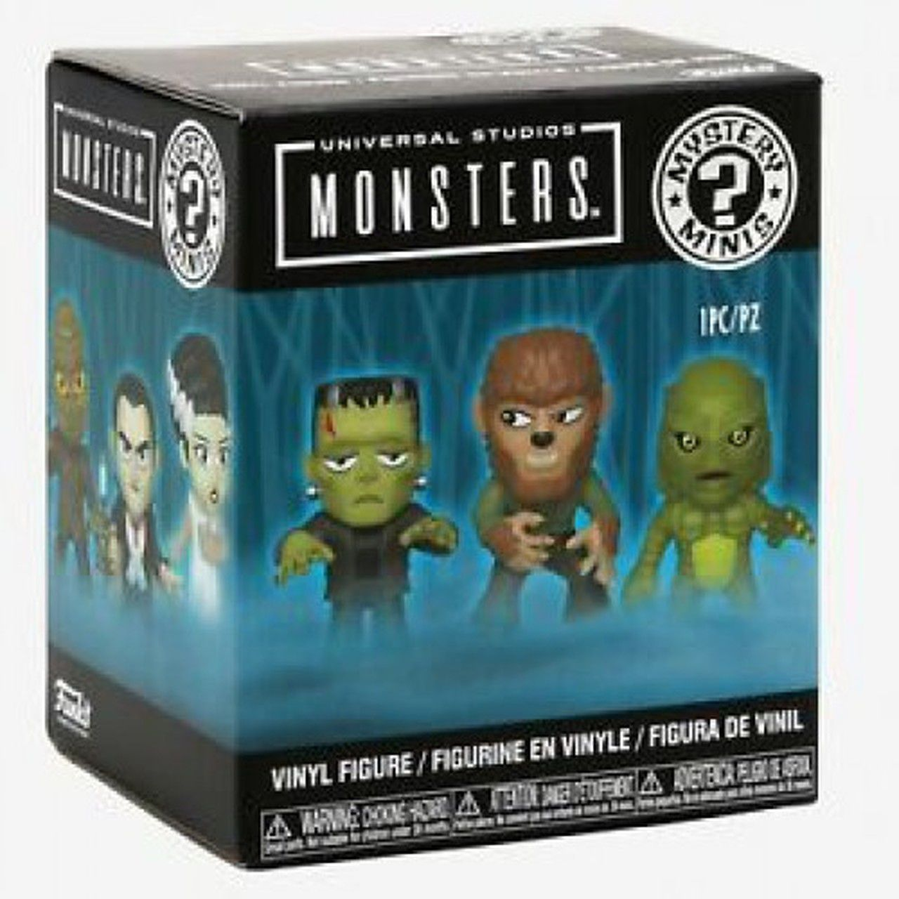 Funko Mystery Minis Universal Monsters - Wolf Man