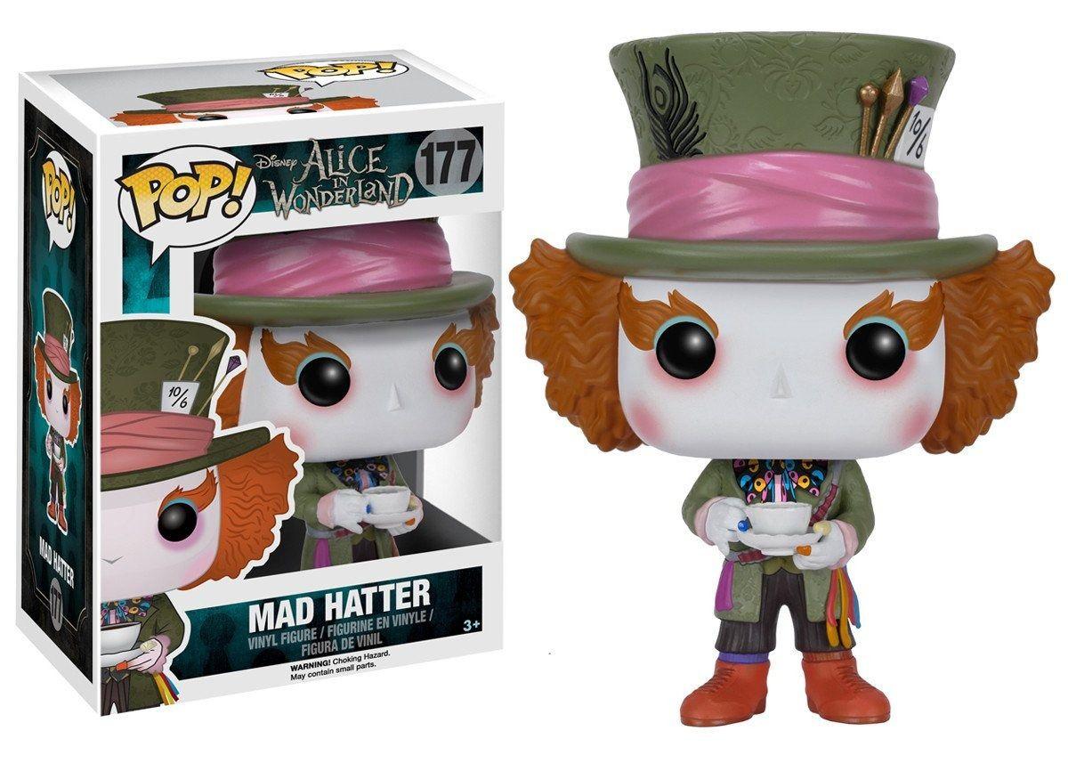 Funko Pop Alice in Wonderland - Mad Hatter 177