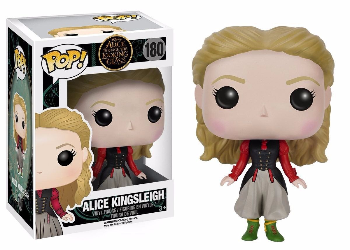 Funko Pop Alice Through The Looking Glass - Alice Kingsleigh