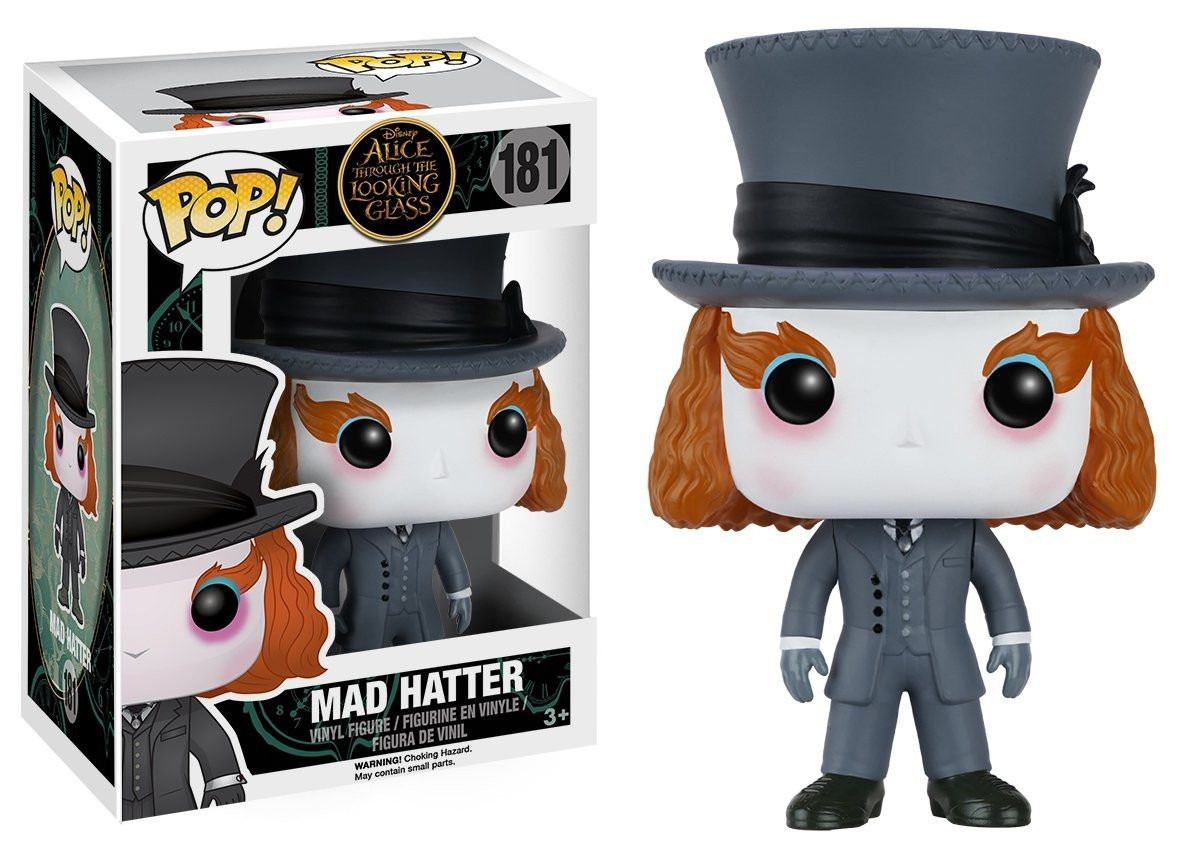 Funko Pop Alice Through The Looking Glass - Mad Hatter