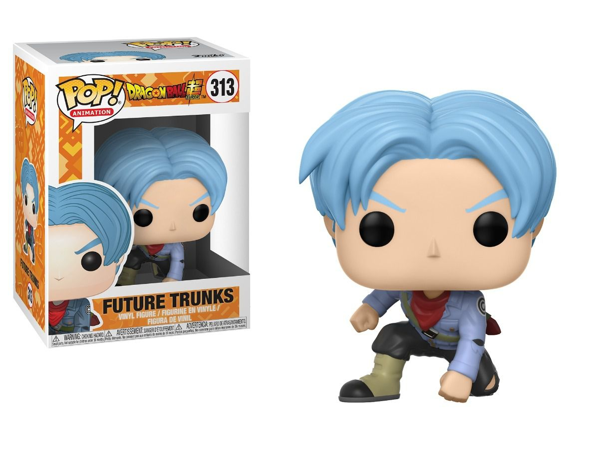 Funko Pop Anime Dragon Ball Super - Future Trunks 313