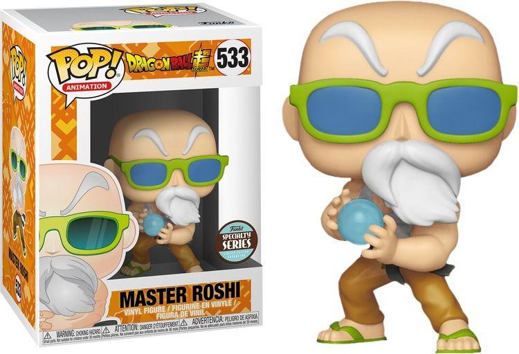 Funko Pop Anime Dragon Ball Super - Master Roshi